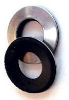 #14 x 1/2 304 Stainless Steel EPDM Bonded Sealing Washer, 12500