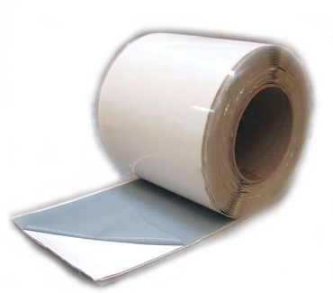 White Epdm Flashing Grade Tape P S 12 In X 50 Ft Roll