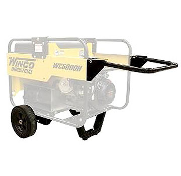 Winco 2-Wheel Dolly Kit, fits 10KW/W6010DE Models - Winco Model 16199-036 2-Wheel Dolly Kit. Fits year 2013+ W10000VE and W6010DE Models. Price/Each. (shipping leadtime 2 business days)