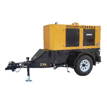 Winco RP25 20KW Towable Generator, Isuzu Diesel Powered - Winco RP25 20KW / 25KVA Towable Generator with Trailer, Isuzu 2.2L Diesel Powered, Fully Featured. Price/Each. (free truck shipping; see detail view notes)