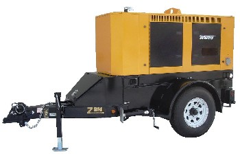Winco Rp25 20Kw Towable Generator, Isuzu Diesel Powered - WINCO RP25 20KW / 25KVA TOWABLE GENERATOR, ISUZU DIESEL POWERED, FULLY FEATURED. PRICE/EACH. (photo ID AND signature required for delivery)