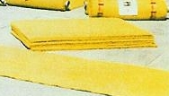 Yellow Spaghetti® Roof Pads, 3 x 4 ft. (pallet/150) - Yellow Spaghetti® Roof Roof Pads, 3 x 4 Foot Pads. 150 Pads/Pallet. Price/Pallet. (leadtime 3-10 days; use FreightQuote Shipping)