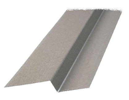 Z-Bar Roof Metal, 2 x 2 x 2 in.  x 10 ft. 26 Ga Galv - Z-Bar Roofing Metal, 2 x 2 x 2 inches x 10 feet, Z shaped, 110 degree, 26 Gauge Galvanized Steel. 10 feet/piece. Price/Piece. (truck shipping only)