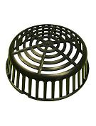 12-1/2 in. Zurn Z100 Poly Replacement Dome / Strainer