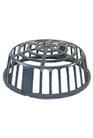 12.5 in. Cast Iron Replacement Drain Dome, Zurn Z100