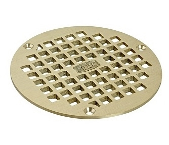 Zurn 46234 1 Pn400 6b Str Floor Drain Strainer 6 In