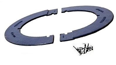 Zurn Underdeck Clamp Kit For Z100 6 8 Inch Size