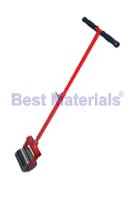 25 Lb 5 in. Wide Steel Floor Roller