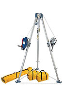 Confined Space Tripod Kit (7275 Tripod, 7285 3-Way SRL, 7290S Winch)