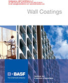BASF Wall Coating & Waterproof Paint Products