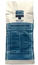 Masterflow 928 Grout, Hydraulic Cement-based Min-Agg, 55lb, 60 Bags