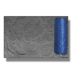 Bluestone Texture Roller Sleeve For Concrete 9 Inch