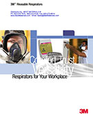 3M ReUseable Respirators Product Catalog