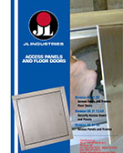 JL Industries Access Panels General Catalog