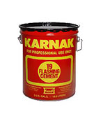Karnak #19 Standard Flashing Cement, SPECIFY Grade (3G)