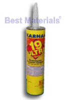 Karnak #19 Ultra Rubberized Wet/Dry Flashing Cement, 10.3 Oz. Tube (1)