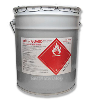 EPDM/TPO Contact Adhesive, LG-BA-LV, Low-VOC (5G) - EPDM/TPO Low VOC Contact Adhesive, LionGUARD LG-BA-LV. Neoprene Rubber / Resin based adhesive. Use with EPDM or TPO Roofing Membranes. Made in USA. 5-Gallon Pail. Price/Pail. (flammable item Truck only)