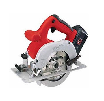 Milwaukee 6310-22 6-1/2 in. Cordless Circular Saw Kit