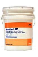 MasterSeal 590 (Waterplug) Hydraulic Repair Mortar 10 Lb Can