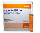 Masterseal NP 150 Sealant, BLACK, 300 mL (case/30 tubes)
