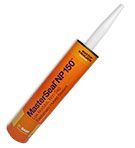 Masterseal NP 150 Sealant, ALUMINUM GRAY, 300ML (10.1OZ)