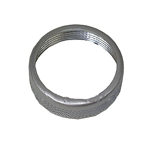 Newborn RCP-60 Ring Cap with Gasket, 2 Inch Diameter - Newborn RPC-60, Steel Ring Cap with Gasket, 2 Inch Diameter. Fits ring type bulk caulk guns Newborn, some others. Price/Each.