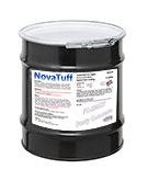 NovaTuff FC-220 Extra Flex Epoxy Floor Coating, White, 5G