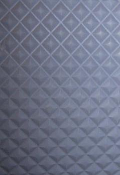 PVC  Walkway Pad, GRAY 36 in. x 60 foot Roll (1) - PVC Weldable Walkway Pad, GRAY COLOR, Diamond Plate Pattern Walkway, 36 in. x 60 Foot Roll. Price/Roll. (leadtime 1 week)