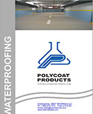 Polycoat Waterproofing Products Catalog