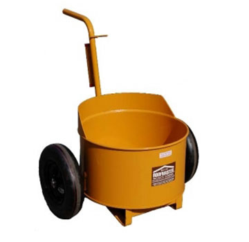 Roofmaster 20 Gallon Mopmaster Mop Cart, Rubber Tires - Roofmaster 20 Gallon Mopmaster, Hot Asphlat Mop Cart, steel rims, ball-bearings and rubber tires. Price/Each.