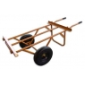 Roofmaster 2-Handle Material Cart, with No-Flat Tires