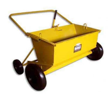 Roofmaster 36 in. 4-Wheel Gravel Spreader - Roofmaster 36 in. 4-Wheel Gravel Spreader. Price/Each.