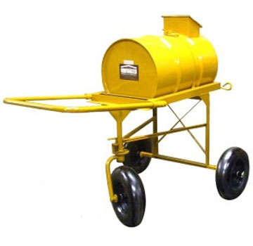 55 Gallon Hotmaster HotLugger Asphalt Carrier