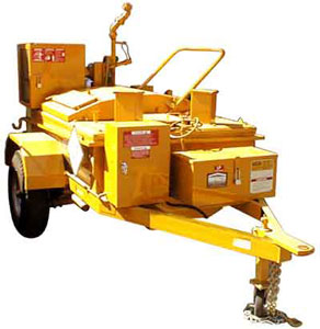 Tar Kettles And Asphalt Roofing Equipment