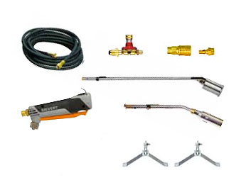 Sievert CRK-25 Promatic Complete Roofing Torch Kit
