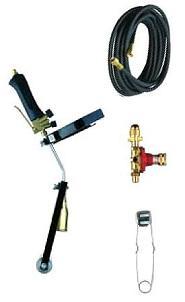 Sievert Ebk 1 Roofing Granule Detail Embedder Torch Kit