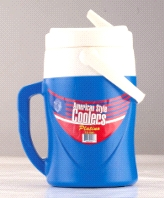1 2 Gallon Water Cooler Jug With Side Handle