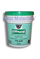 Elastahyde 770 Elastomeric Acrylic Roof Base Coat (55G)