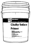 Chalky Surface Primer, Low VOC (5G) - Chalky Surface Primer, Low VOC, for wall coatings. 5G/Pail. Price/Pail. (special order; see detail view notes)