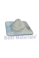 #0 Deck-Mate DM#0 Gray EPDM Pipe Flashing Boot (1)
