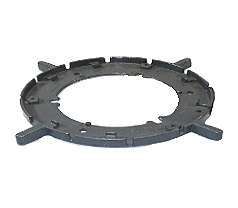 Underdeck Clamp Ring, Cast Alum. For RD1/ULDR Roof Drains - UNDERDECK CLAMP RING / COLLAR, CAST ALUINUM. FITS MARATHON & WATTS RD1, ULRD SERIES 10 INCH ROOF DRAINS. PRICE/EACH.