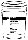 Flexcoat, Color Tinted Exterior Paint (5G) - Flexcoat Elastomeric Exterior Paint, FACTORY COLOR TINTED Color. 5G/Pail. Price/Pail. (special order; see detail view for ordering notes)