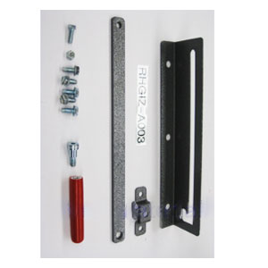 Roof Hatch Replacement Hold-Open Arm w/Bracket - Roof hatch replacement hold-open arm and bracket kit. Includes upper/lower brackets and hold-open handle. Bracket is 13-3/4 long. Hold Open Arm is about 14-3/4 long. Price/Kit.