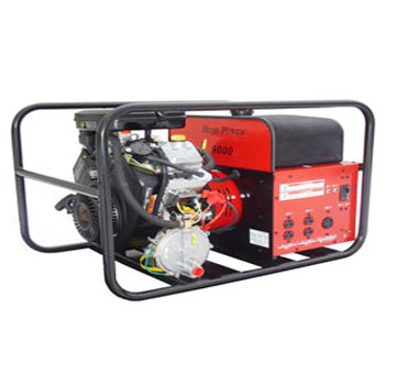 Winco HPS9000VE Watt Generator, Tri-Fuel Powered - WINCO HPS9000VE 9000 WATT TRI-FUEL GENERATOR. 16HP B & S VANGUARD MOTOR, 4.5G GAS TANK. PRICE/EACH. (Battery not included; shipping weight 280 lbs; use FreightQuote Shipping)