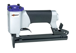 Spotnails JS7116LN Fine Wire Upholstery Air Stapler - Spotnails JS7116LN 3/8 Crown 71 Series Upholstery Air Stapler. Drives 5/32 - 9/16 leg x 22 Gauge Staples (series 71 staples). Price/Each. (ship leadtime 1-3 business days; no air shipment; photo ID / Signature on delivery; must ship to billing address)