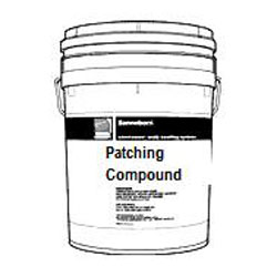 Patching Compound 746, Textured Knife Grade (5G) - Patching Compound #746, Textured, Knife Grade, white acrylic crack filler and patching compound. 5G/Pail. Price/Pail. (special order; see detail view for ordering notes)