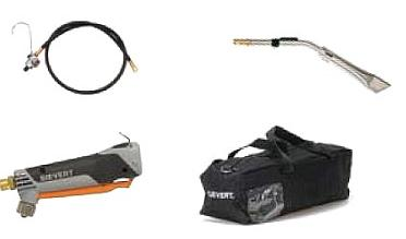 Sievert Rkh 4s Hot Air Torch Kit For Single Ply Roofing