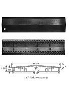 InSpire 11 in. RidgeMaster Plus Roof Ridge Vent,  4 ft x 11 in (box/10)