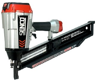 SENCO SN952XP Framing Nailer, 21 Deg, .120 to .162 Dia, FRH - Senco FramePro SN952XP Framing Nailer, 21 Degree. Handles 2 to 3-1/2 inch full round head nails, .120 to .162 diameter, 20-22 degree collated. NEW with 5-Year Factory Warranty. Price/Each. (see special ordering notes in detail view)