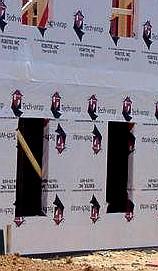 Homewrap (Housewrap) 10X100 Ft Roll